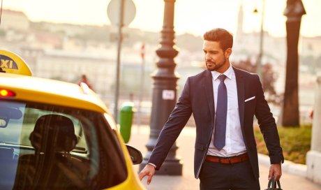 Taxi pour déplacement professionnel